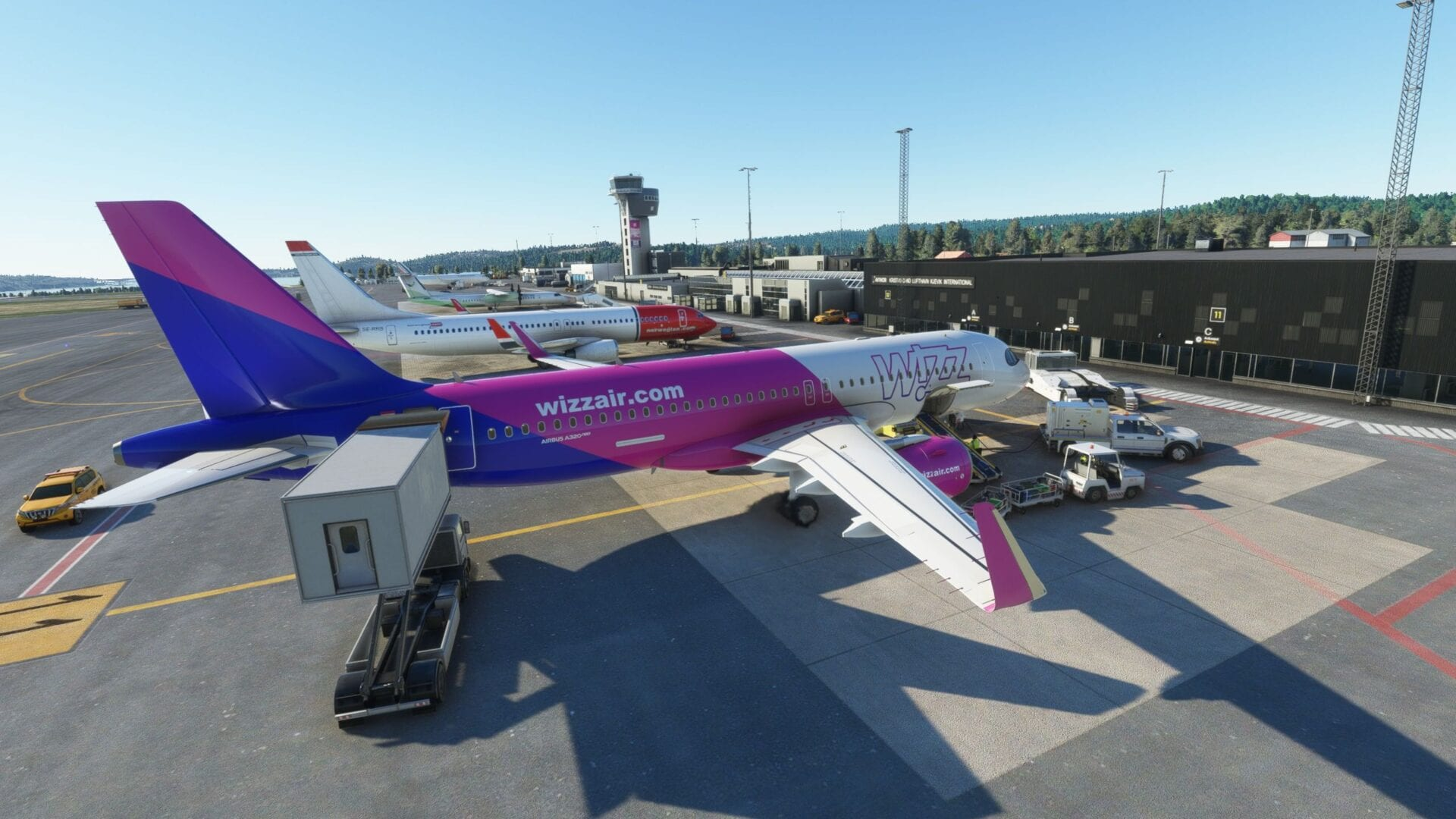 Kristiansand Airport for Microsoft Flight Simulator Critic Review
