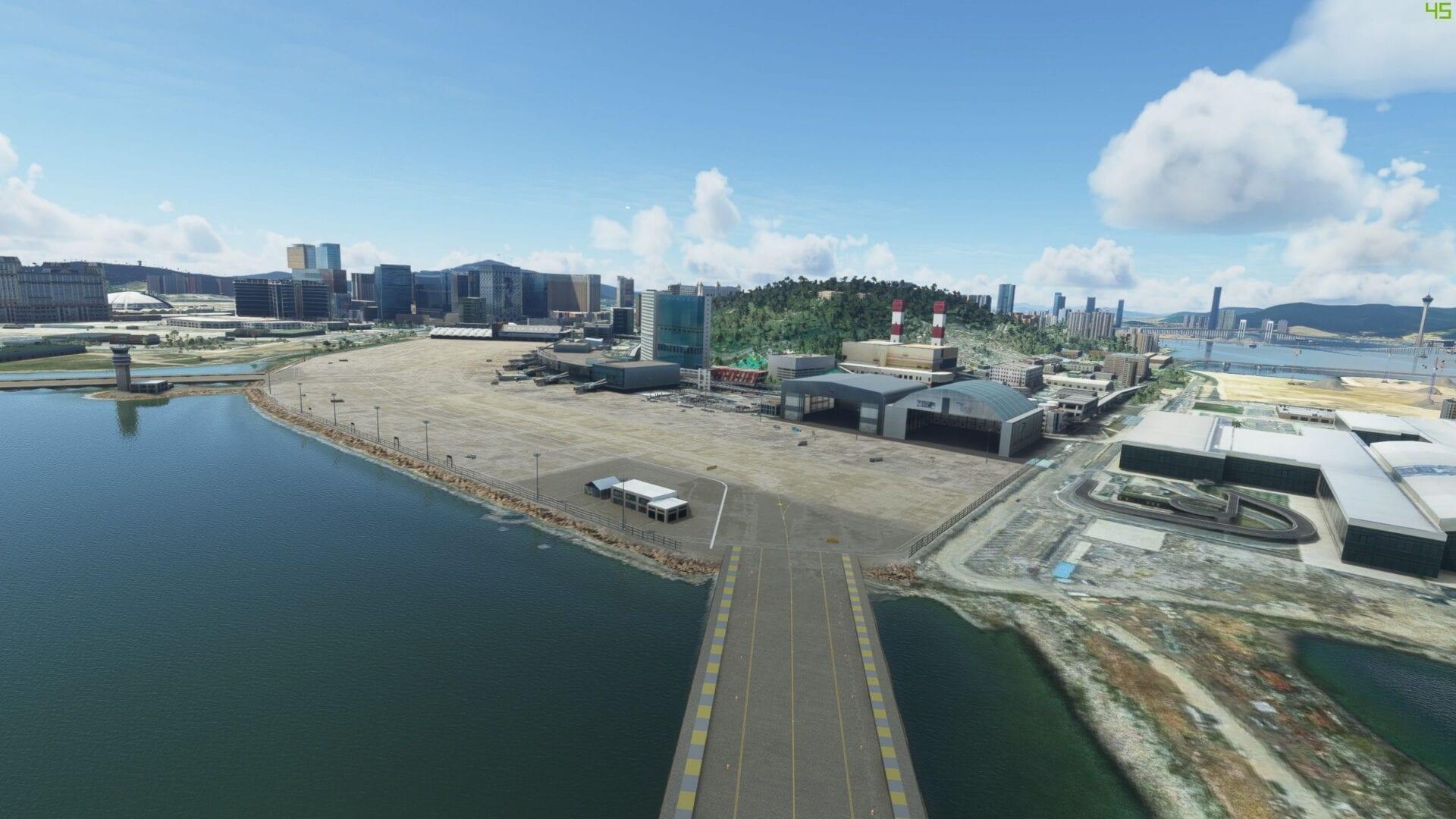 Microsoft Flight Simulator Macau Review