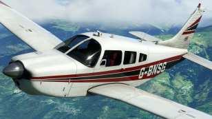 Microsoft Flight Simulator P28R Arrow 3
