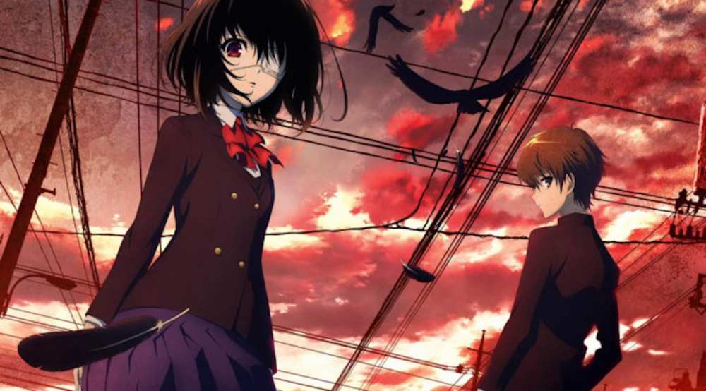 another, horror anime