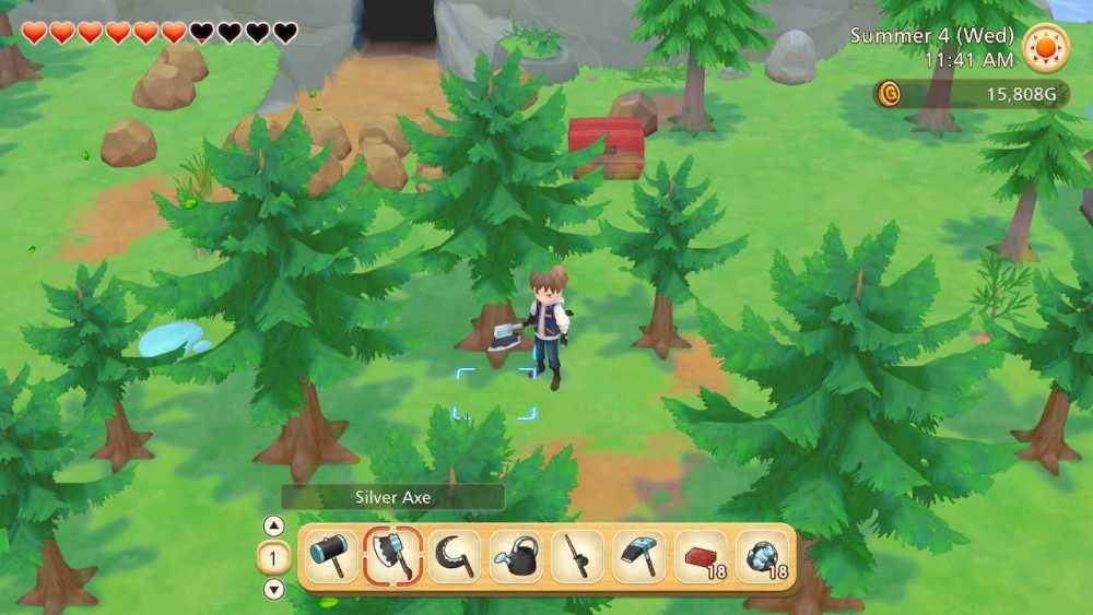 increase max stamina story of seasons pioneers of olive town