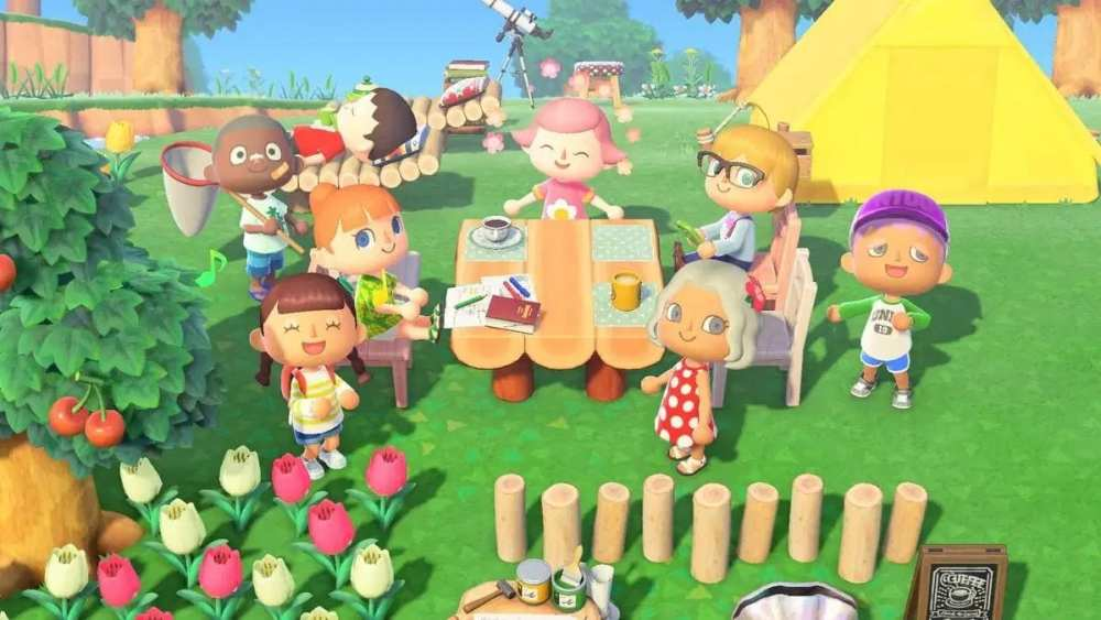 multiplayer in animal crossing