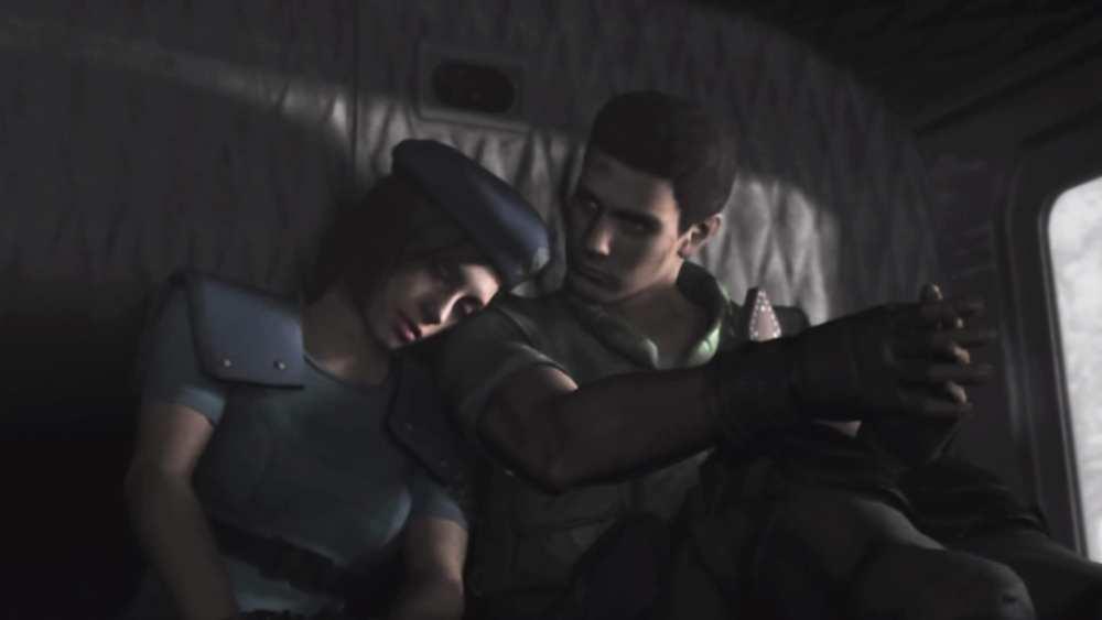 Resident Evil Moments