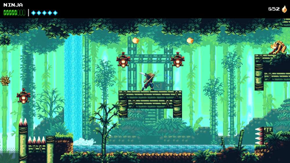 Devolver Digital Gems, The Messenger