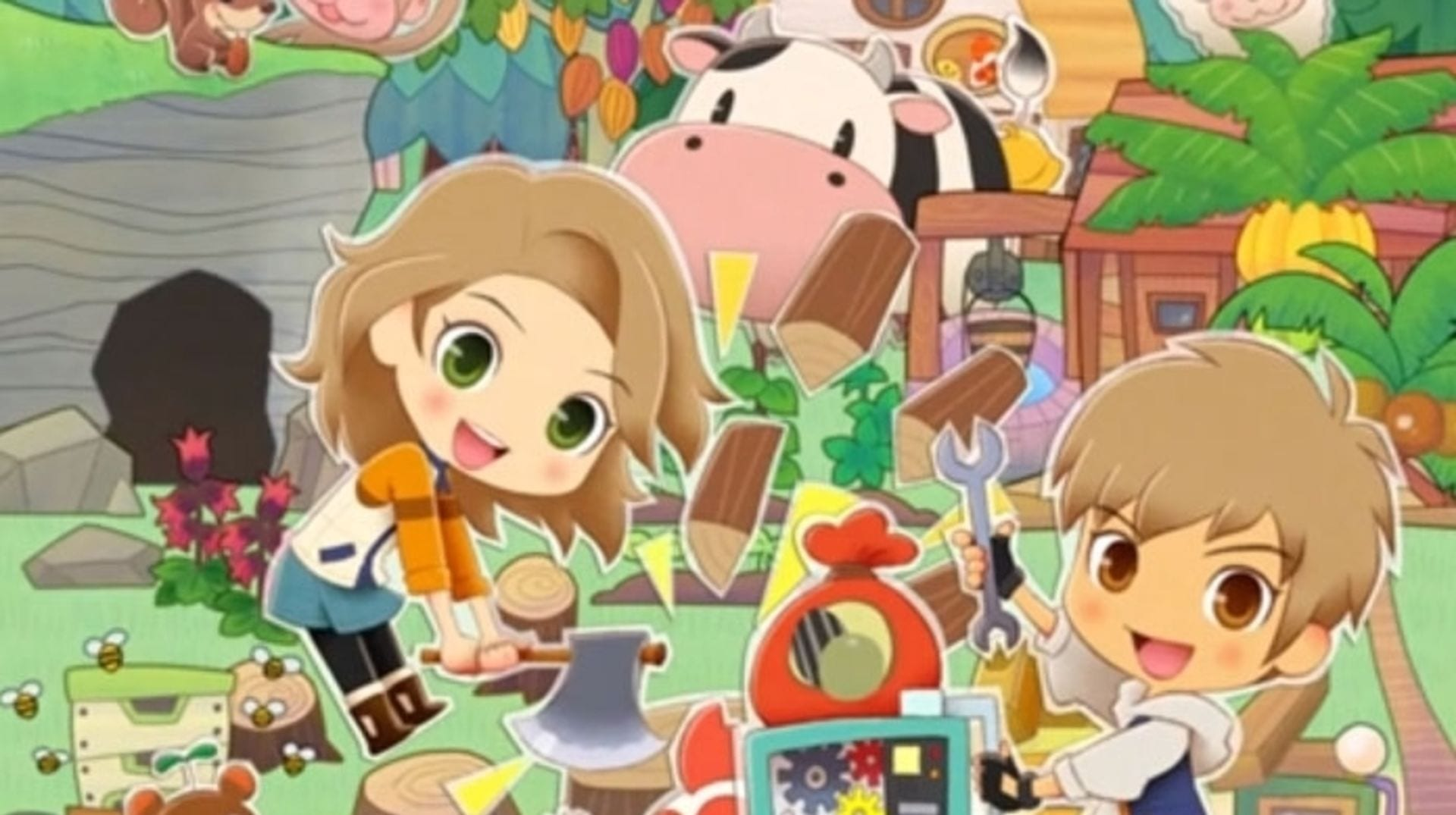 Story of Seasons: Pioneers of Olive Town Critic Review