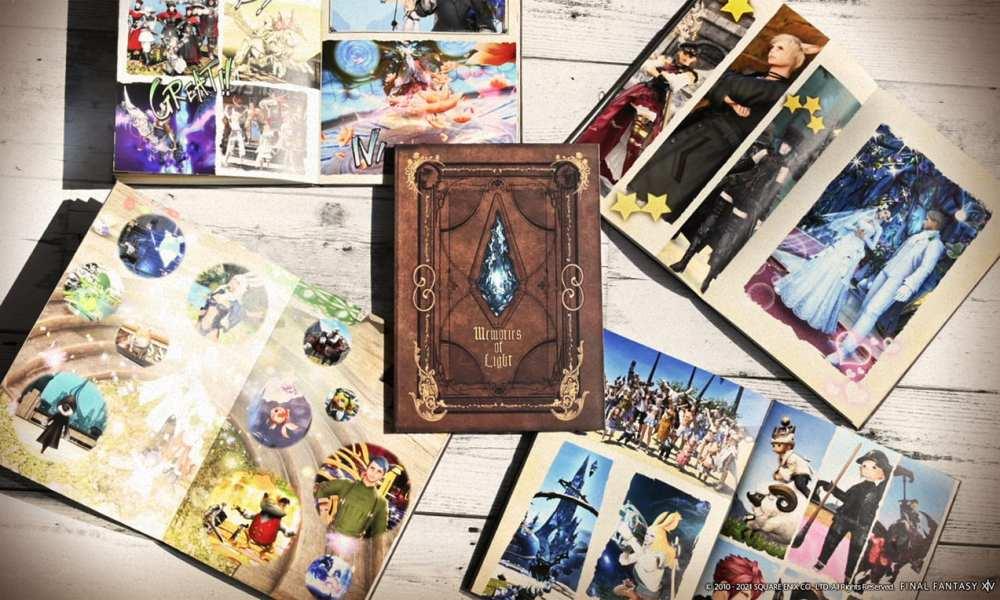 Final Fantasy XIV Getting Custom Printed Photo Books in Japan