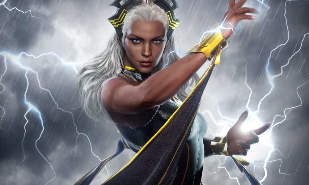 Marvel Future Revolution Gets New Trailer Introducing Storm as Playable Character