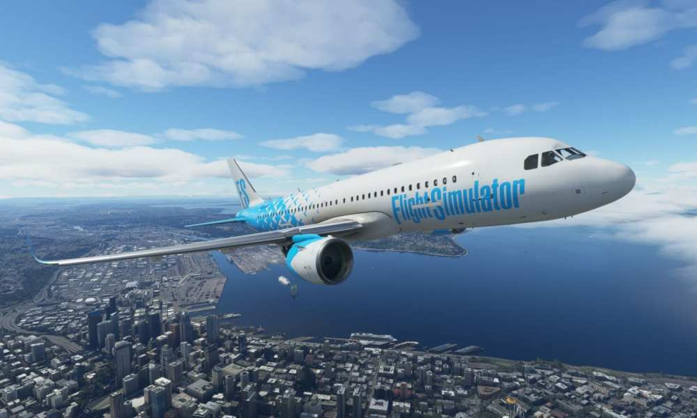 Microsoft Flight Simulator for Xbox Series X|S Gets New Details; Xbox One Version Still Possible
