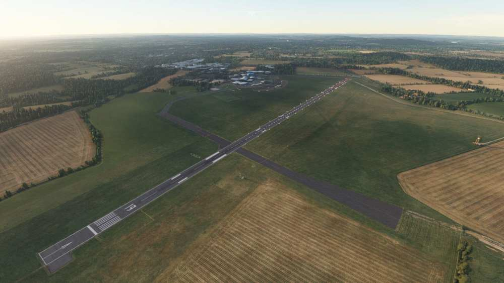 Microsoft Flight Simulator London Oxford Review