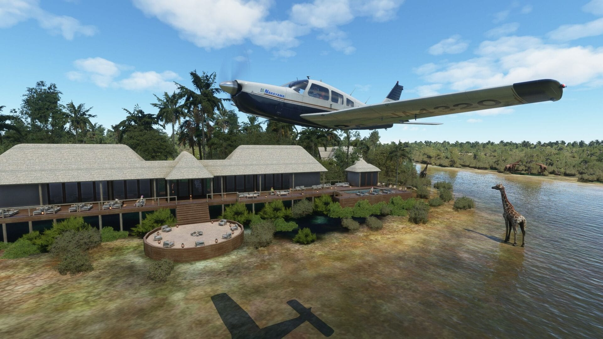 Okavango Delta for Microsoft Flight Simulator Critic Review