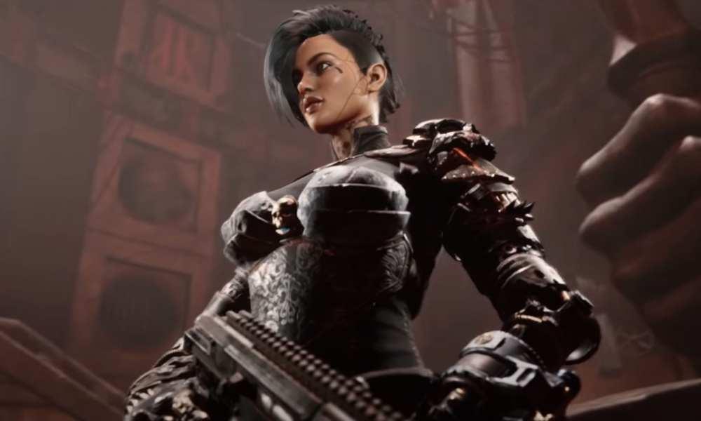 Necromunda: Hired Gun Shows Customization, Grimdark World, Hub, and More in New Trailer
