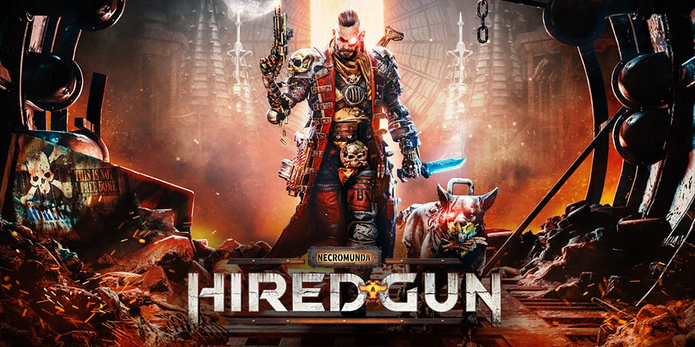Necromunda: Hired Gun for PS5, Xbox Series X, & More Gets New Trailer All About the Sawn Off Shotgun