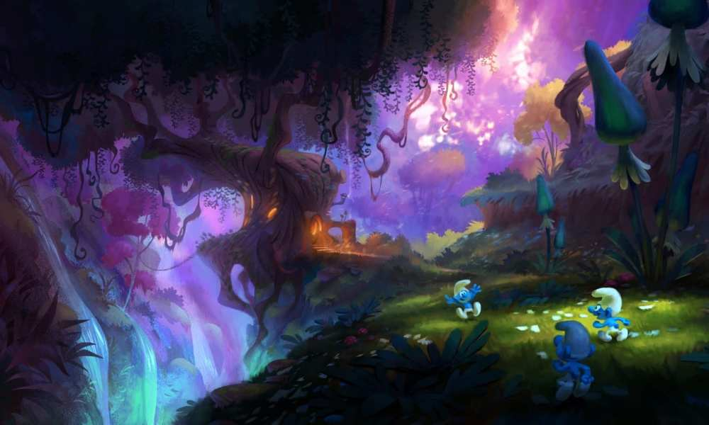 The Smurfs: Mission Vileaf Set to Launch This Year; Four Smurf Games Planned Over Next Five Years