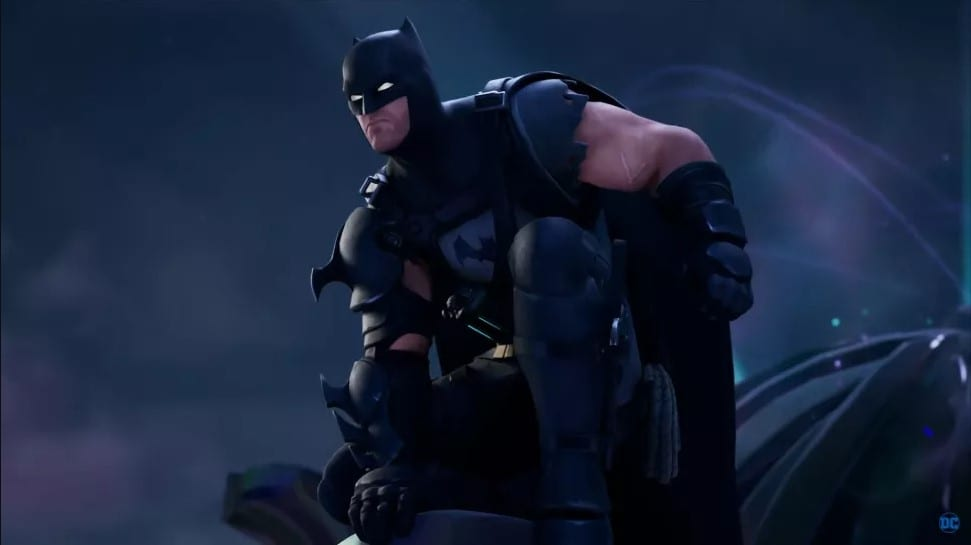 fortnite armored batman