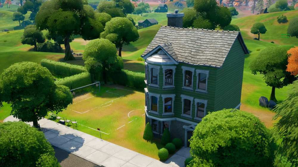 fortnite soccer character locations