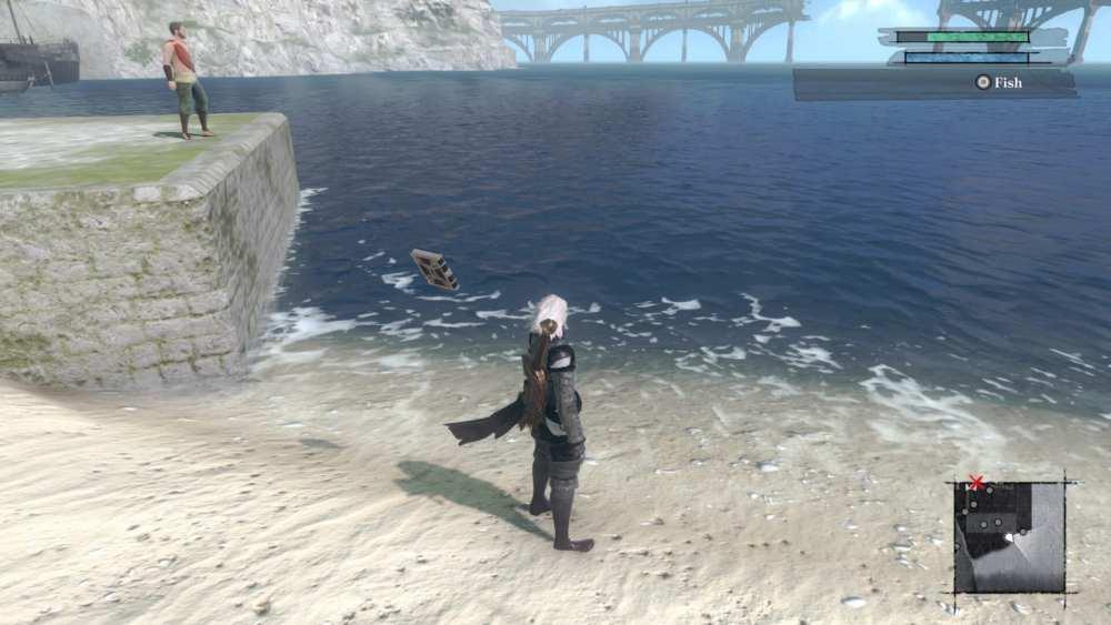 Nier Replicant Fisherman's Gambit Quests Guide