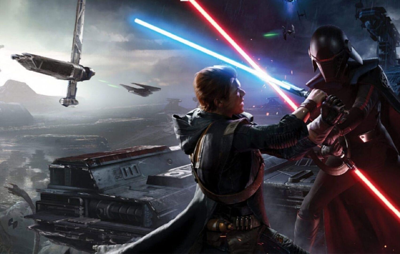 Star Wars Jedi: Fallen Order получит обновление версии для PS5 и Xbox Series X | S