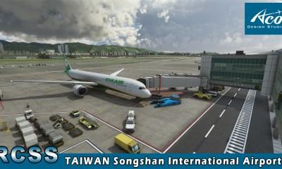 Microsoft Flight Simulator Taiwan