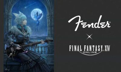 Final Fantasy XIV Fender