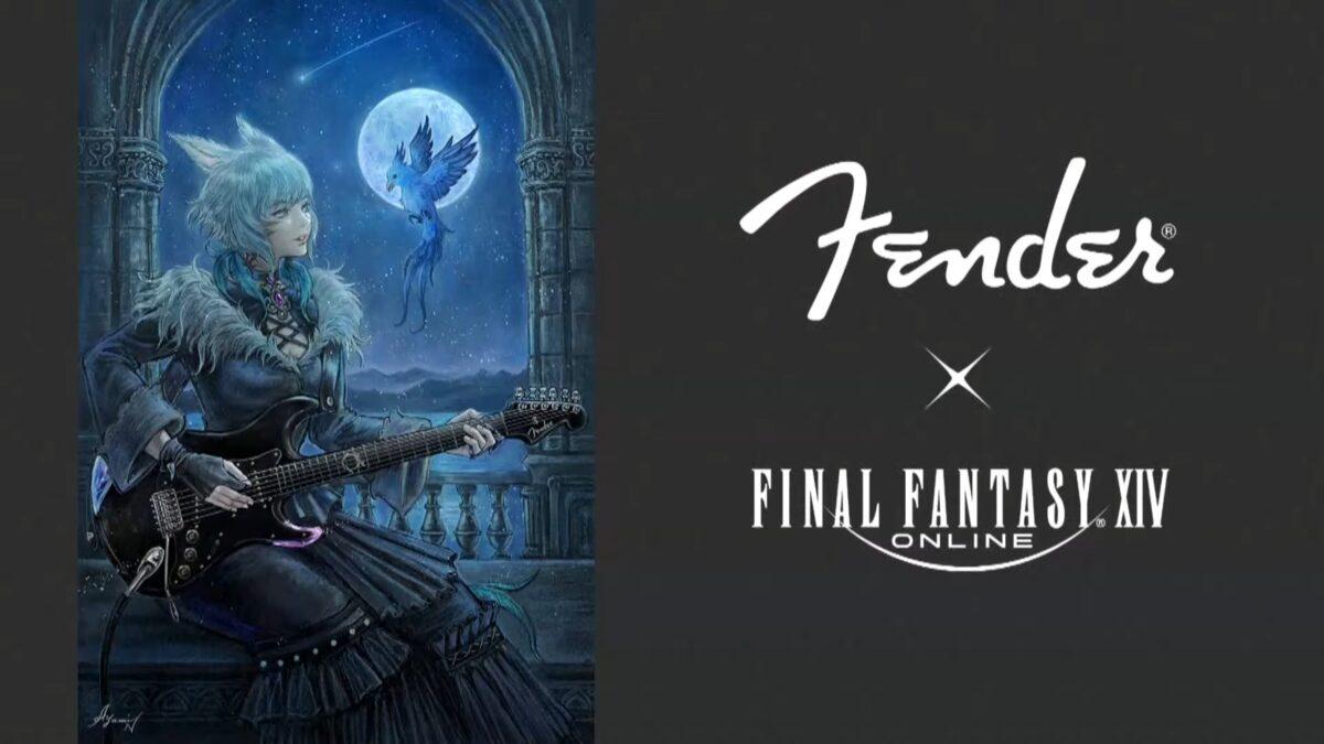 Final Fantasy XIV Fender