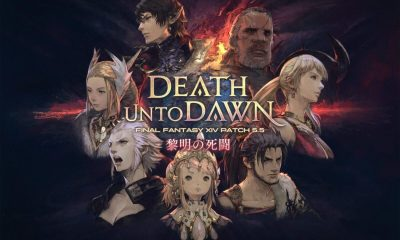 Final Fantasy XIV Death Unto Dawn