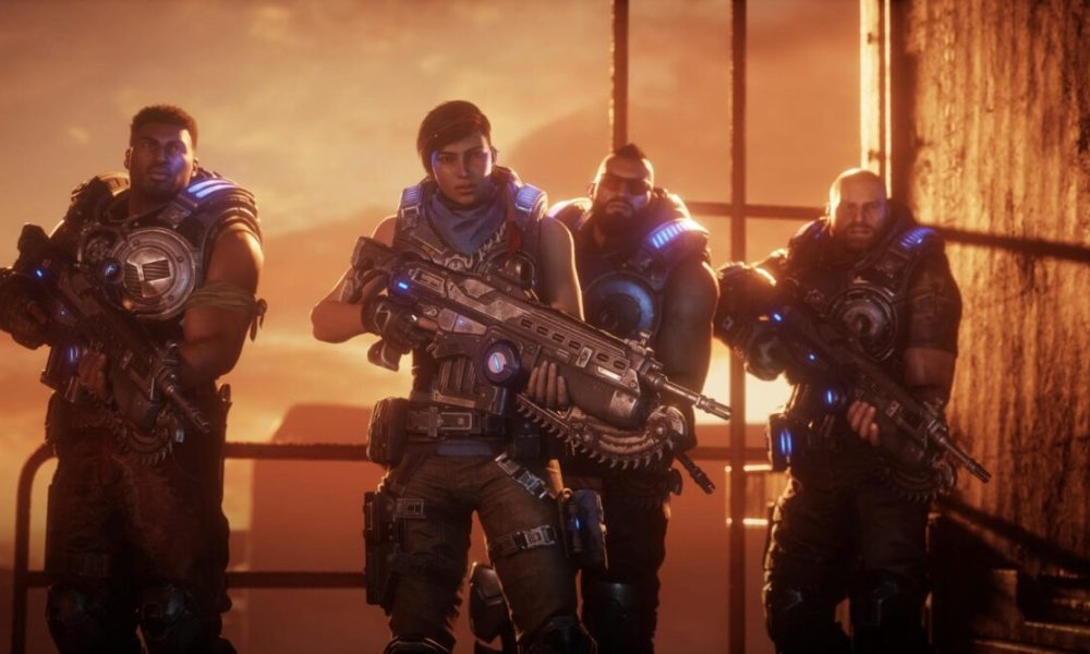 The Coalition Is Moving to Unreal Engine 5 to Build Xbox Series X|S Games