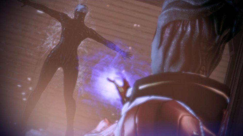 Mass Effect 2 Samara Morinth