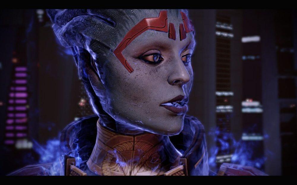 Mass Effect 2 Samara