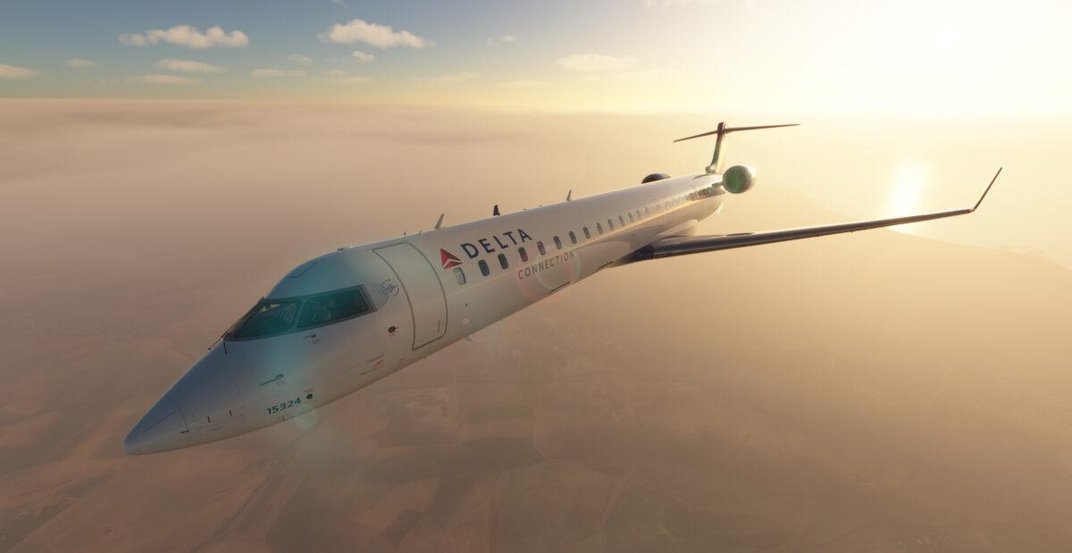 Разработчики показали в скриншотах дополнения к Microsoft Flight Simulator