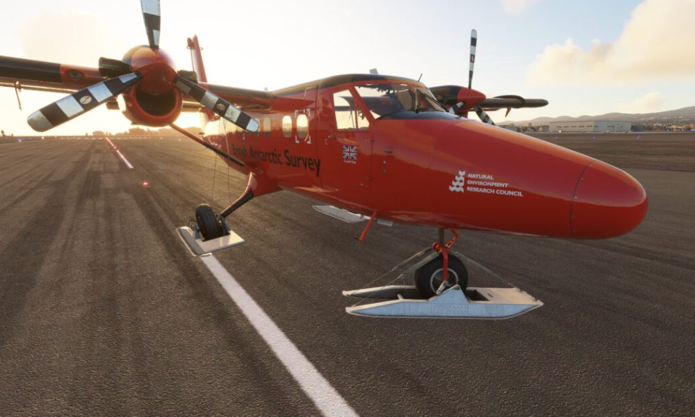 Microsoft Flight Simulator Twin Otter & Okegawa Airfield Get New Screenshots
