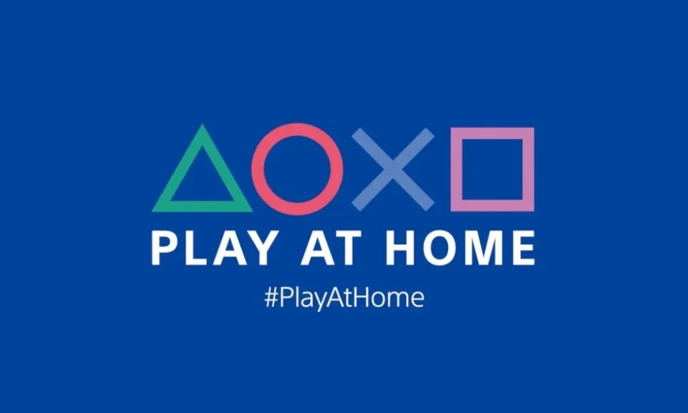 PlayStation Play At Home Offers Free In-Game Items Until June