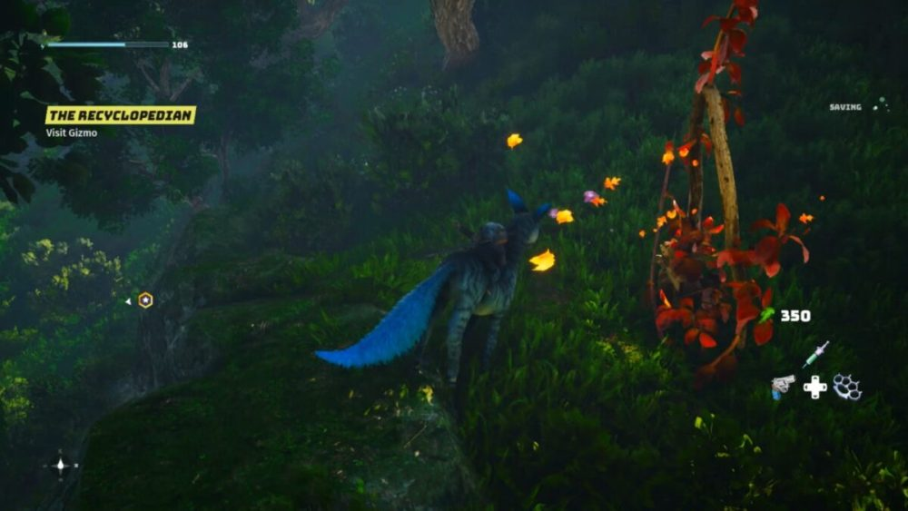 how to get green in biomutant