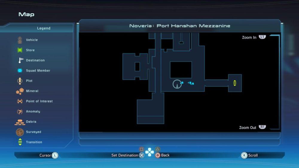 Mass Effect How to Get Garage Pass
