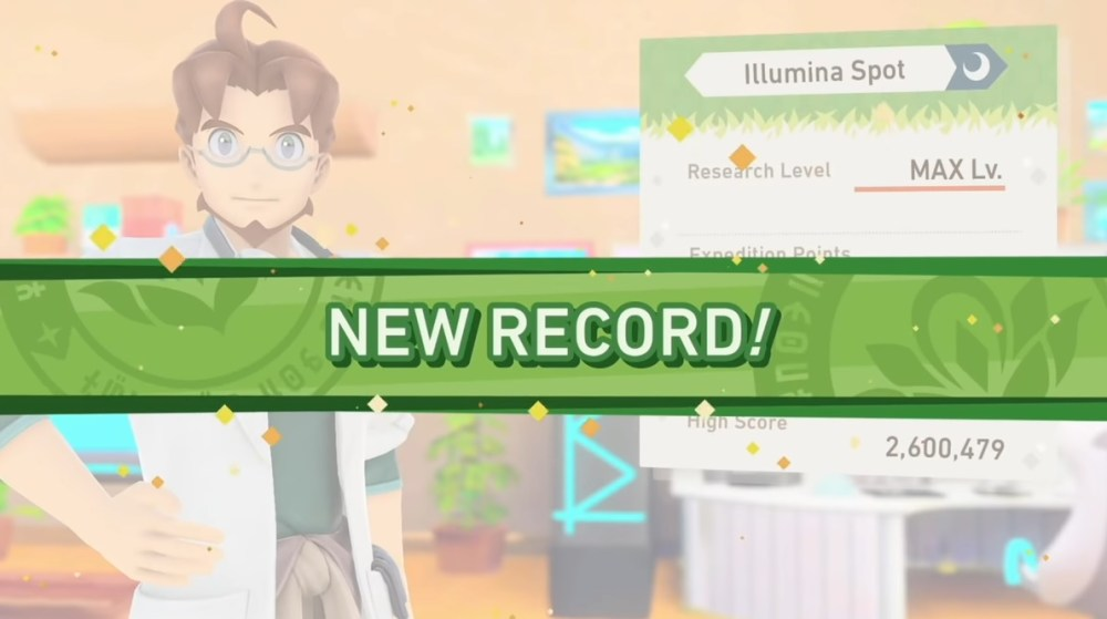 new pokemon snap new record