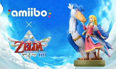 skyward sword hd amiibo