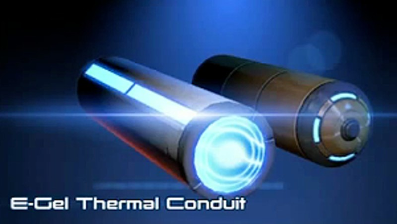Mass Effect 3 GX12 Thermal Pipe