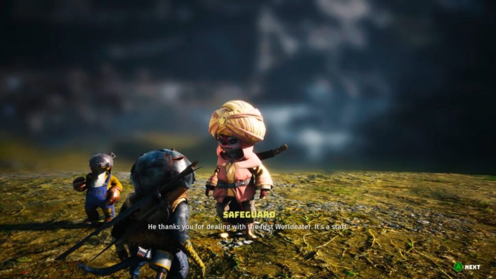 things to do first in biomutant