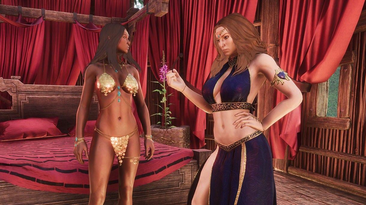Conan Exiles показывает оптимизацию и сравнение Xbox Series X & S и Xbox One в новом трейлере