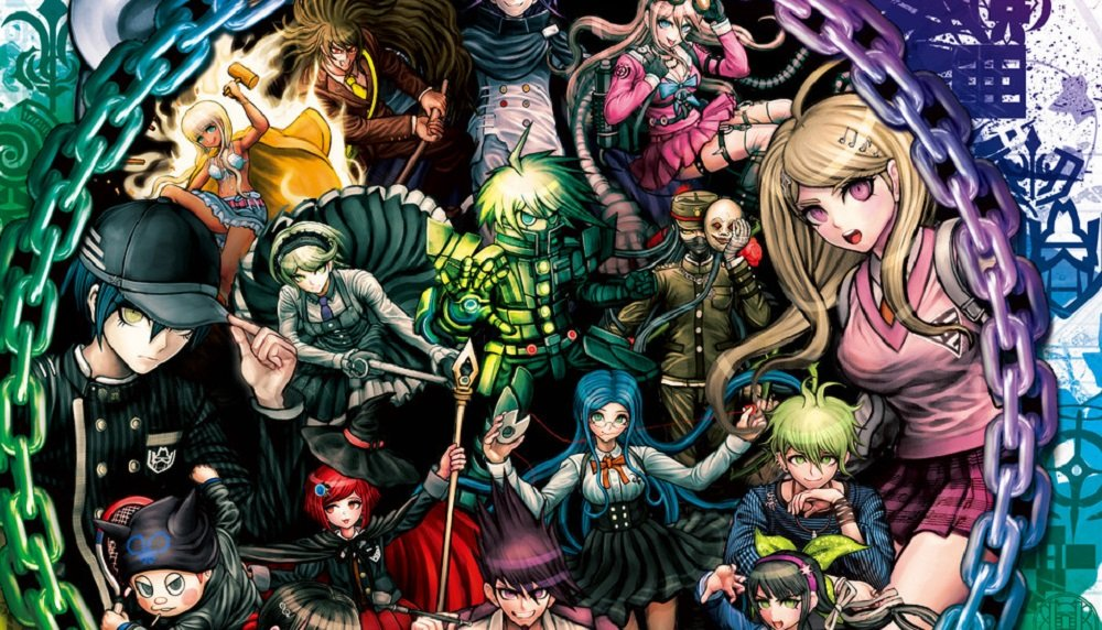 Danganronpa: Decadence Murders its Way to Nintendo Switch Later This Year, Bundles Four Games Together