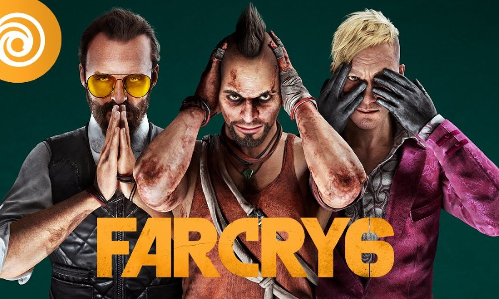 Far Cry 6 Season Pass Lets You Play as Past Villains in the Series