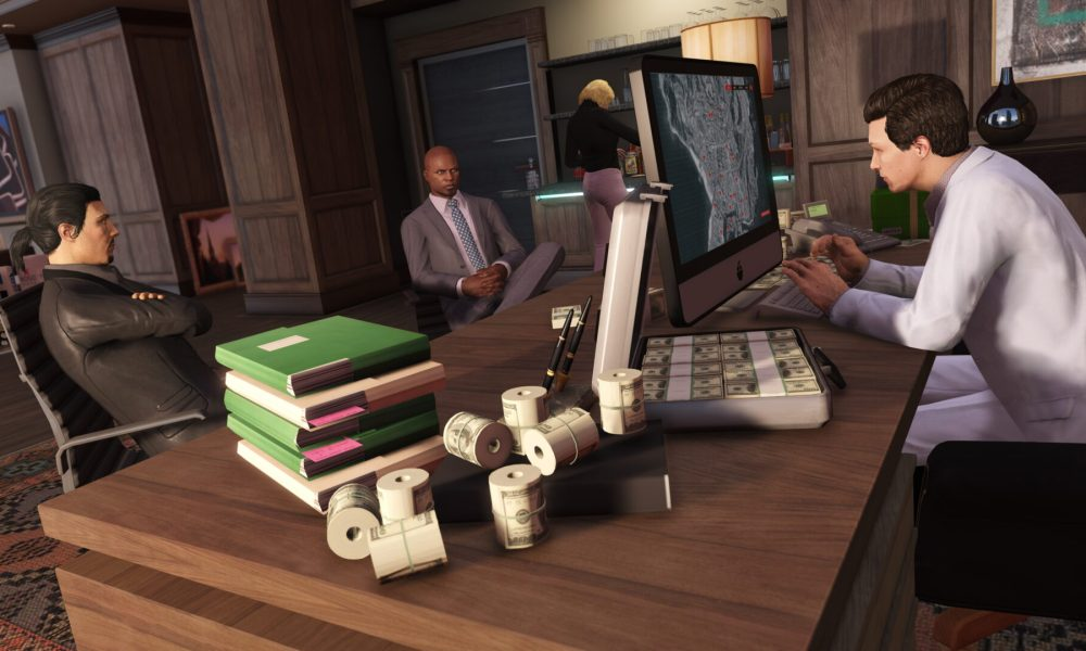 GTA Online Shuts Down for PlayStation 3 and Xbox 360 in December