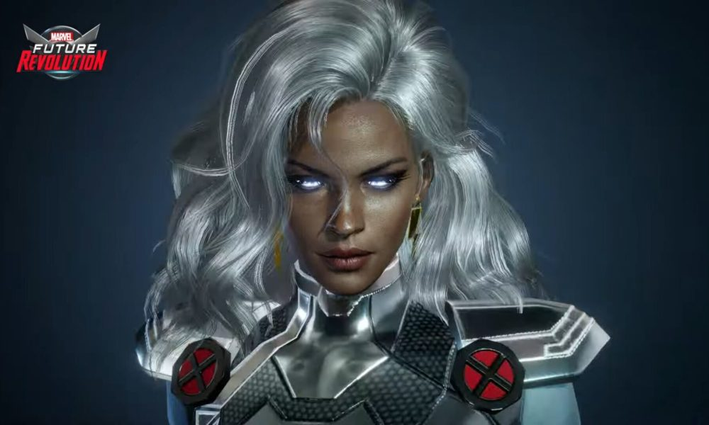 Marvel Future Revolution Gets New Trailer All About Storm's Costumes
