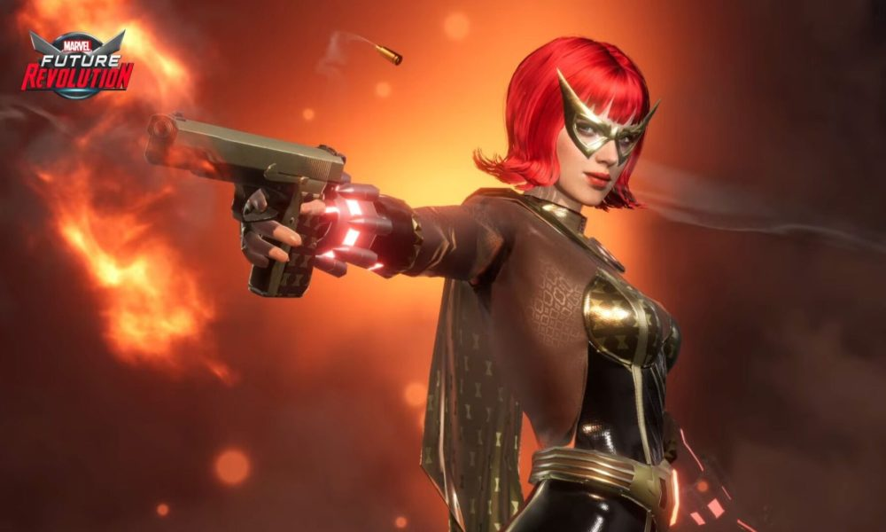 Marvel Future Revolution Gets New Trailer Showing Black Widow's Costumes