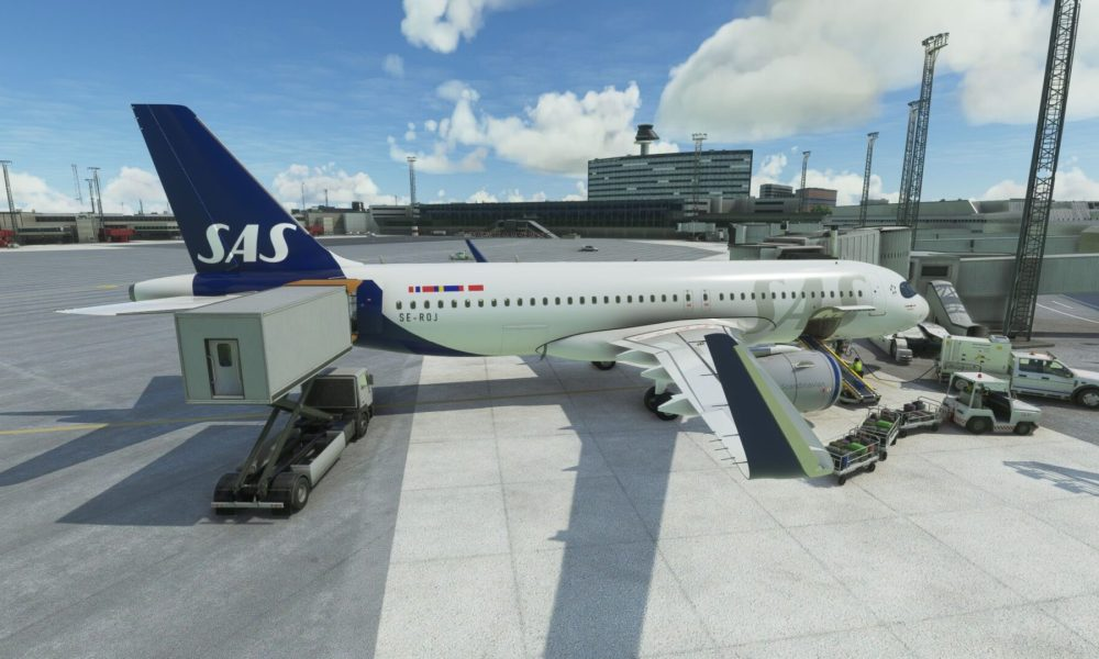 Microsoft Flight Simulator Free World Update V Released; Improves Norway, Sweden, Denmark, Finland, & Iceland