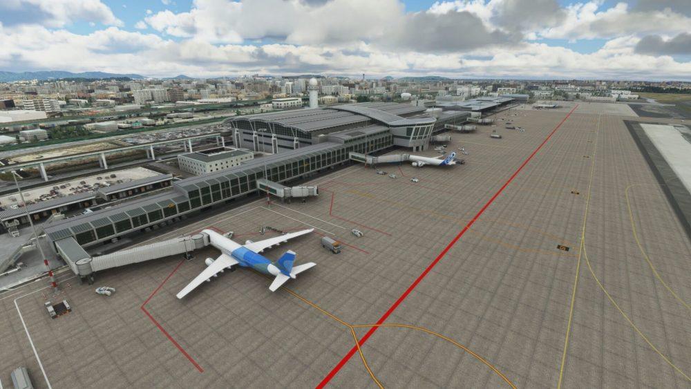Microsoft Flight Simulator Airport Review