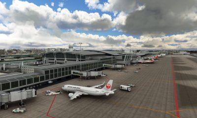 Microsoft Flight Simulator Fukuoka