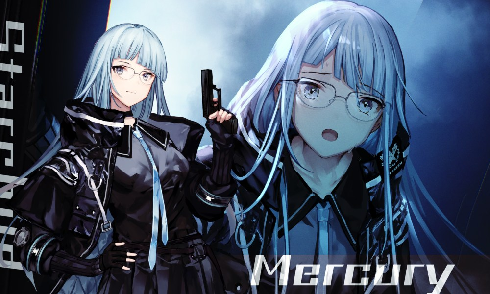 Mecha Strategy JRPG Relayer for PS5 & PS4 Introduces Mercury & Her Voice Actress Mie Sonozaki