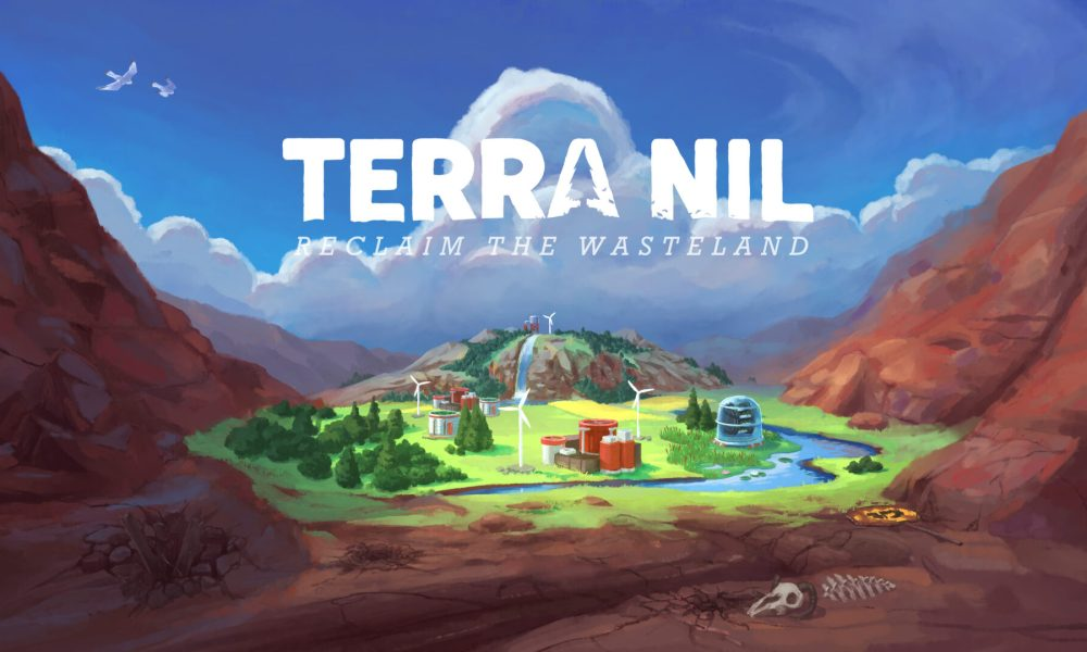 Terra Nil Is a Satisfying, Environmentally Friendly Spin on City Builders (Hands-On Preview)