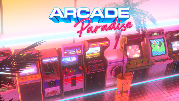 Arcade Paradise Gets a New VHS Training Video Trailer