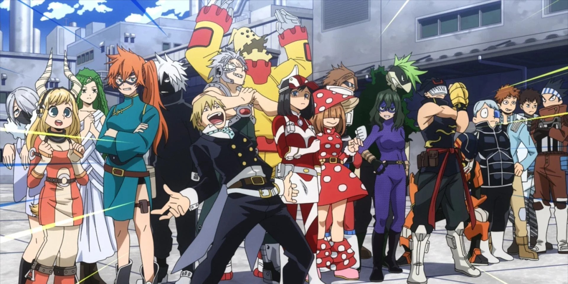 Can You Match These Class 1-B Character to Their Quirk ...